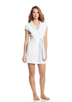 Betsey Johnson Women's Baby Terry Bridal Robe