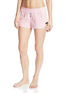 Betsey Johnson Women's Cozy Lawn Short