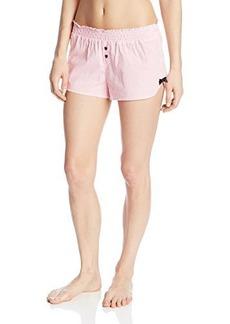 Betsey Johnson Women's Cozy Lawn Short