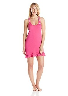 Betsey Johnson Women's Rayon Knit Chemise