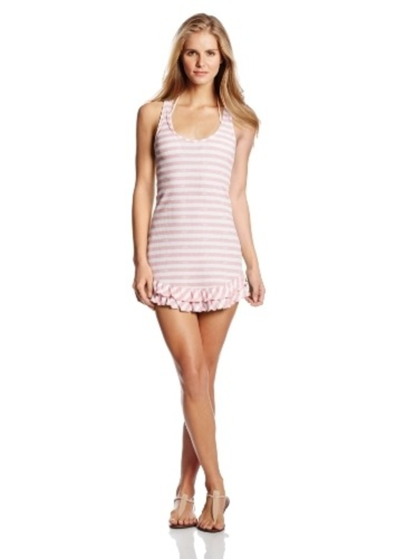 Betsey Johnson Women's Rib Knit Chemise