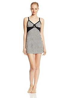 Betsey Johnson Women's Slinky Slip