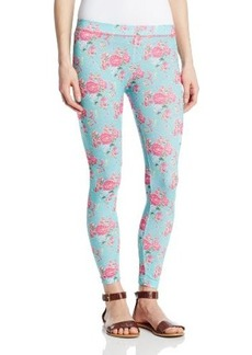 Betsey Johnson Women's St.Barts Floral Legging