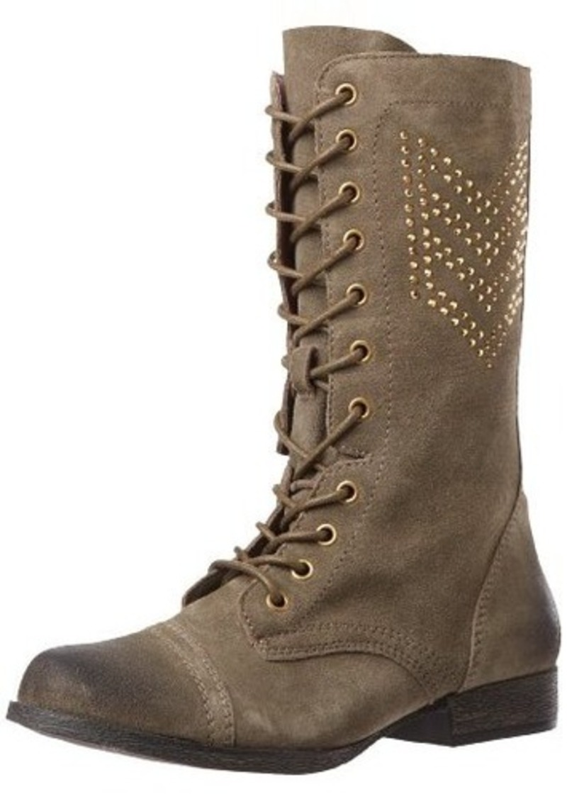 Betsey Johnson Women's Tempest Riding Boot