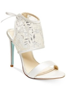 Blue by Betsey Johnson Sloan Evening Sandals Women's Shoes