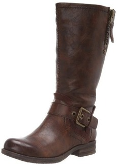 Naturalizer Women's Balada Wide Shaft Motorcycle Boot