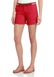 Sanctuary Clothing Women's Liberty Roll Short W Belt
