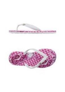 BLUMARINE BEACHWEAR - Thong sandal