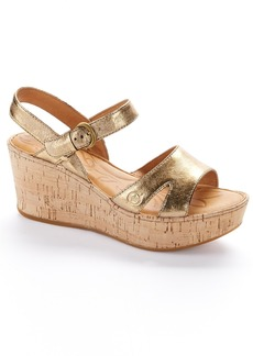 Born + Cork Wedges