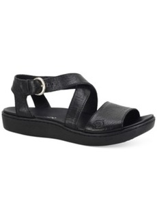 Born Anyssa Platform Flat Sandals Women's Shoes