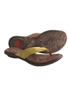 Born Calda Sandals - Leather, Flip-Flops (For Women)