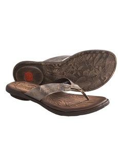 Born Calda Sandals - Leather, Flip-Flops (For Women)