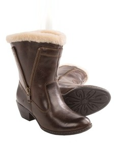 Born Danila Boots - Leather, Shearling Lining (For Women)