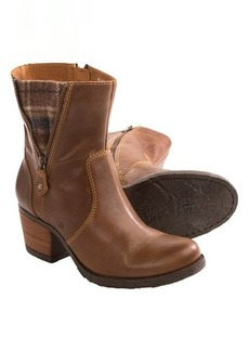 Born Elissa Boots - Leather, Side Zip (For Women)