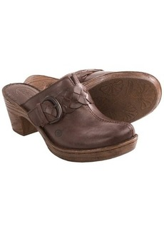 Born Emme Leather Clogs (For Women)