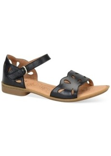 Born Janya Flat Two-Piece Sandals Women's Shoes