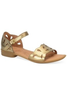 Born Janya Flat Two-Piece Sandals Women's Shoes