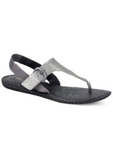 Born Kasia Flat Thong Sandals Women's Shoes