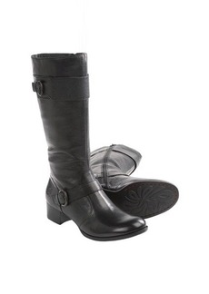 Born Kenzie Boots - Leather, Side Zip (For Women)