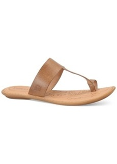 Born Kristine Toe Thong Sandals Women's Shoes