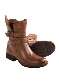 Born Leandra Boots - Leather, Side Zip (For Women)