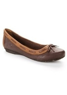 Born Leather Flats