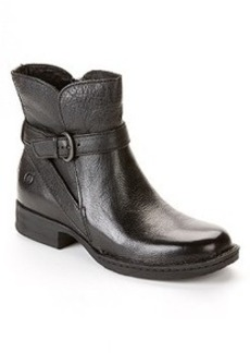 Born Leather Short Boots