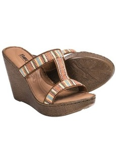Born Lio Wedge Sandals (For Women)