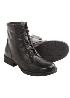 Born Lyra Leather Lace Boots (For Women)
