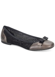 Born Mardea Ballerina Flats Women's Shoes