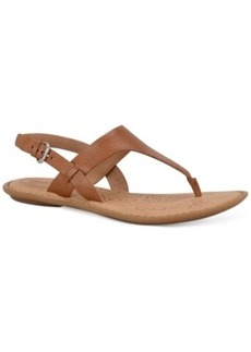 Born Mariel Flat Thong Sandals Women's Shoes