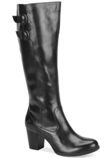 Born Mim Wide Calf Boots - A Macy's Exclusive