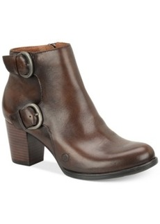 Born Ondine Booties Women's Shoes