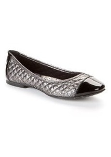 Born Quilted Leather Flats