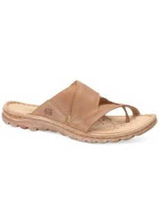Born Sorja Flat Thong Sandals Women's Shoes