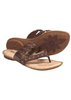 Born Tyne Leather Sandals (For Women)
