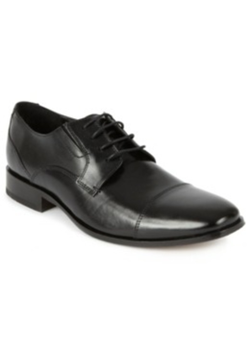 Macy S Mens Shoes Black Leather