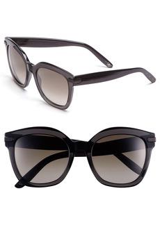 Bottega Veneta 53mm Sunglasses