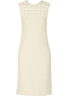 Bottega Veneta Bouclé wool-blend shift dress