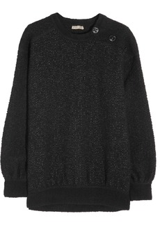 Bottega Veneta Bouclé wool-blend sweater