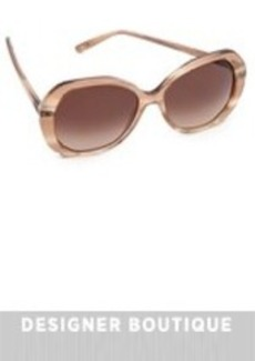 Bottega Veneta Geometric Glam Sunglasses
