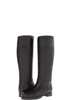 Bottega Veneta High Top Flat Boot