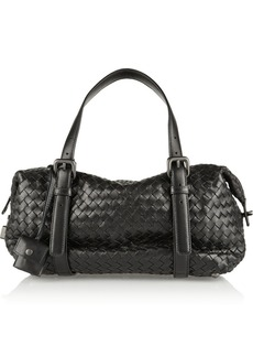 Bottega Veneta Montaigne intrecciato leather tote
