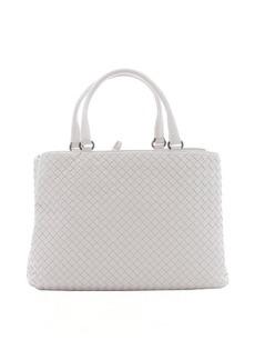 Bottega Veneta mist intrecciato leather 'Milano' medium tote bag