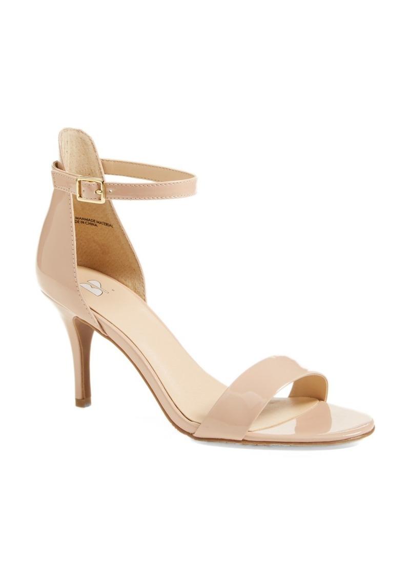 Brass Plum BP Luminate Open Toe Dress Sandal Women