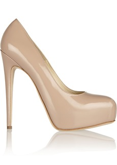 Brian Atwood Patent-leather pumps