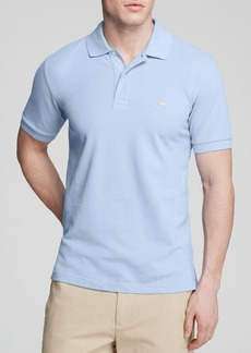 Brooks Brothers Knit Slim Fit Polo