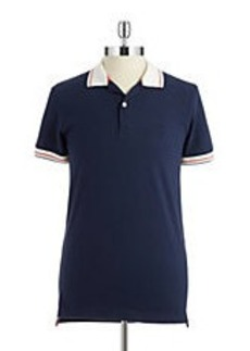 BROOKS BROTHERS RED FLEECE Cotton Polo