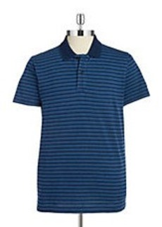 BROOKS BROTHERS RED FLEECE Multi-Stripe Polo