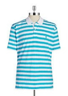 BROOKS BROTHERS RED FLEECE Striped Polo